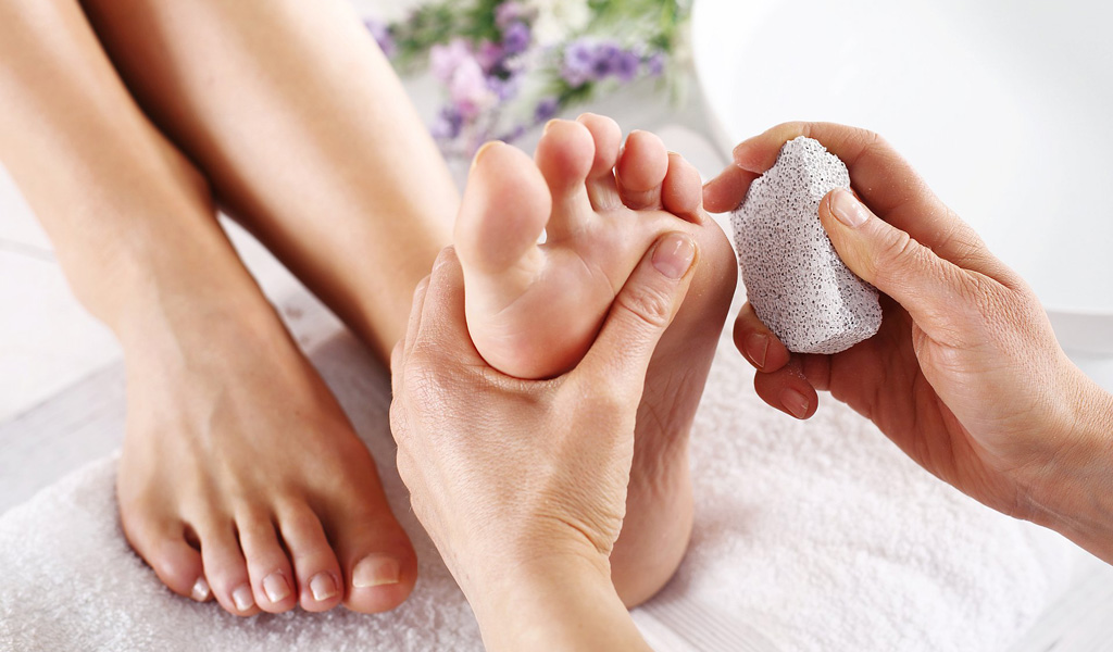 Pedicure Centro estetico Essebeauty